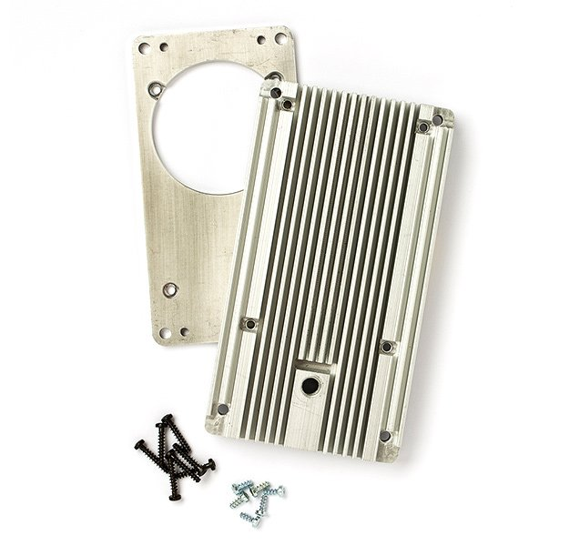 Front Mounting Plate Kit, incl. Cooling Bracket (T199163)